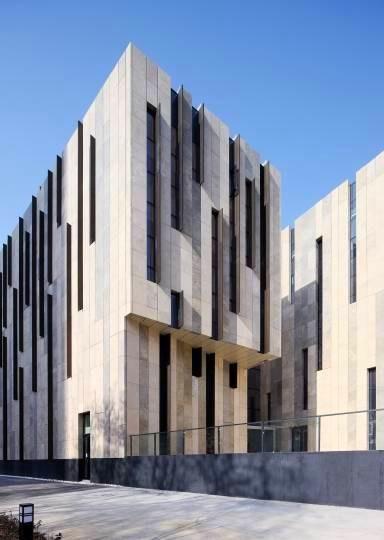Fassade Architektur architektur ideen für mauern und fassaden 1 ideas com