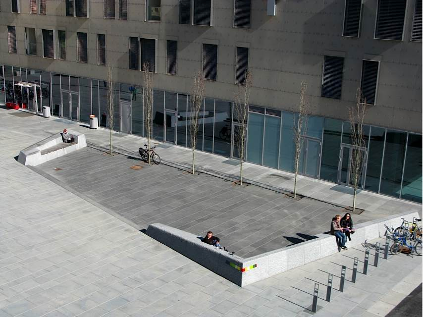 Architettura: punto di incontro per i cittadini (1) - Stone-ideas.com