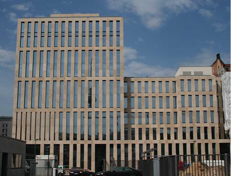 Fassade Architektur architektur fassade wie bücherregale ideas com