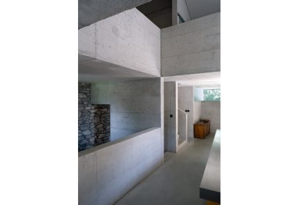 Symbiosis of Stone and Concrete.