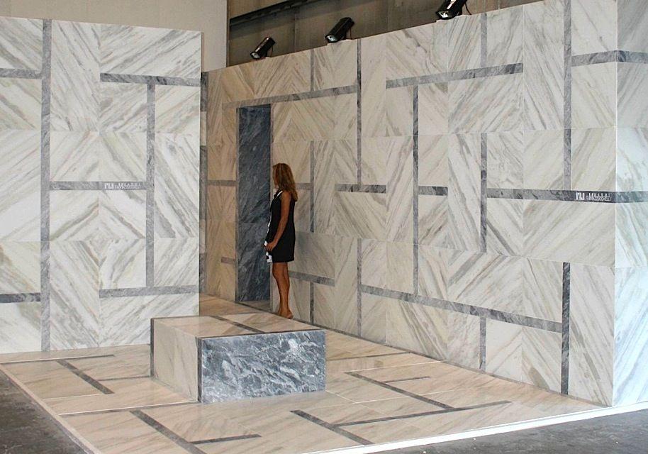 Arquitectura girar voltear montar las piezas stone for Concepto de marmol