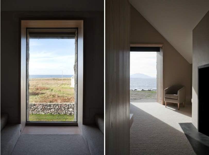 Pietra arenaria ruvida all esterno fiammata all interno - Si aprono finestre pubblicitarie ...