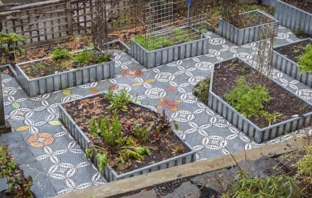 Dragonflower Garden.