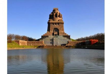 Das Völkerschlachtdenkmal in Leipzig. Foto: Wikimedia Commons