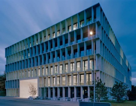 Baumschlager Eberle: e-Science LAB, Eidgenössische Technische Hochschule (ETH) Zurich. Photo: DNV