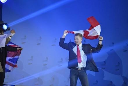 Robert Schnöll, Österreich: Goldmedaille.