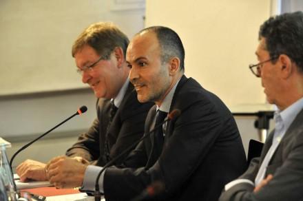 Dr. Stefano Ghirardi. Photo: Confindustria Marmomacchine