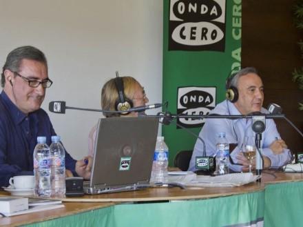 Premio a la Comunicación, a D. Carlos Herrera Crusset, Periodista, ha desarrollado su trayectoria profesional principalmente en la Radio.