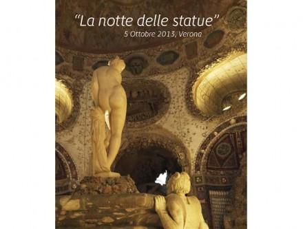 La Notte delle Statue. Foto: Platek Light