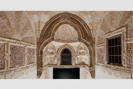 Porche Mamlouk. Foto: Louvre