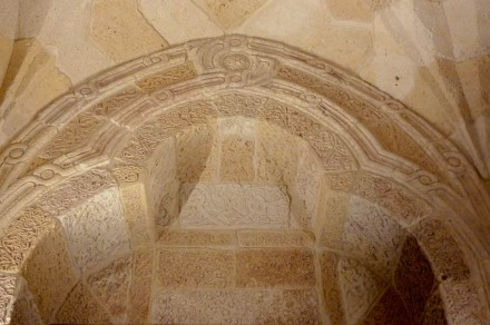 Porche Mamlouk. Foto: Wikimedia Commons / GFreihalter