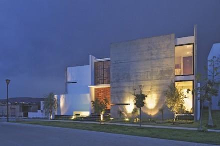 Eliás Rizo Arquitectos, Agraz Arquitectos: Casa X.