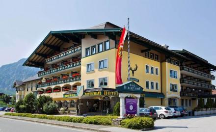 Schauplatz der Bildungswoche der Steinmetze ist in diesem Jahr das Hotel Hubertushof in Anif/Salzburg.