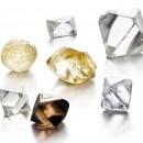 Rio Tinto: Rohdiamanten in außergewöhnlicher Größe und Färbung. Foto: Rio Tinto