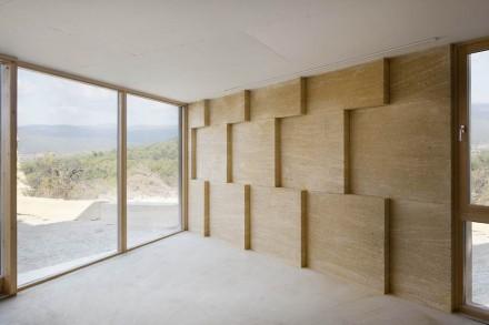 Carl Fredrik Svenstedt: Stone House. Photo: Hervé Abbadie, Eric Laignel
