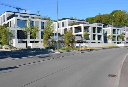 Max Dudler: Wohnanlage Giessen am Zürichsee.