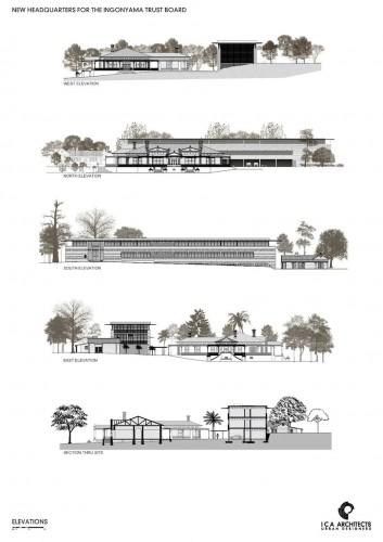 ICA Architects & Urban Designers: Ingonyama Trust Board.