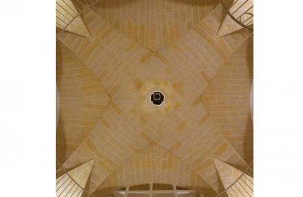 Schließlich das Gewölbe als Erweiterung des Bogens.