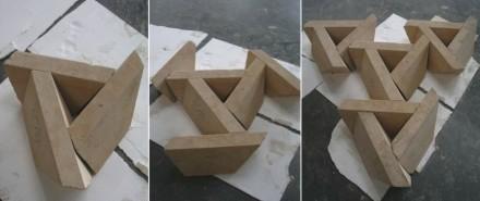 Eins ist klar: die einzelnen Steine müssen exakt zueinander passen.