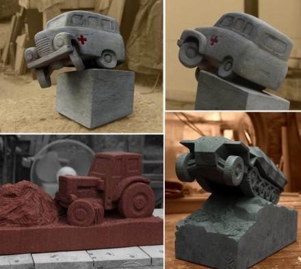 Peter Kretzschmar: Automotive Vehicles.