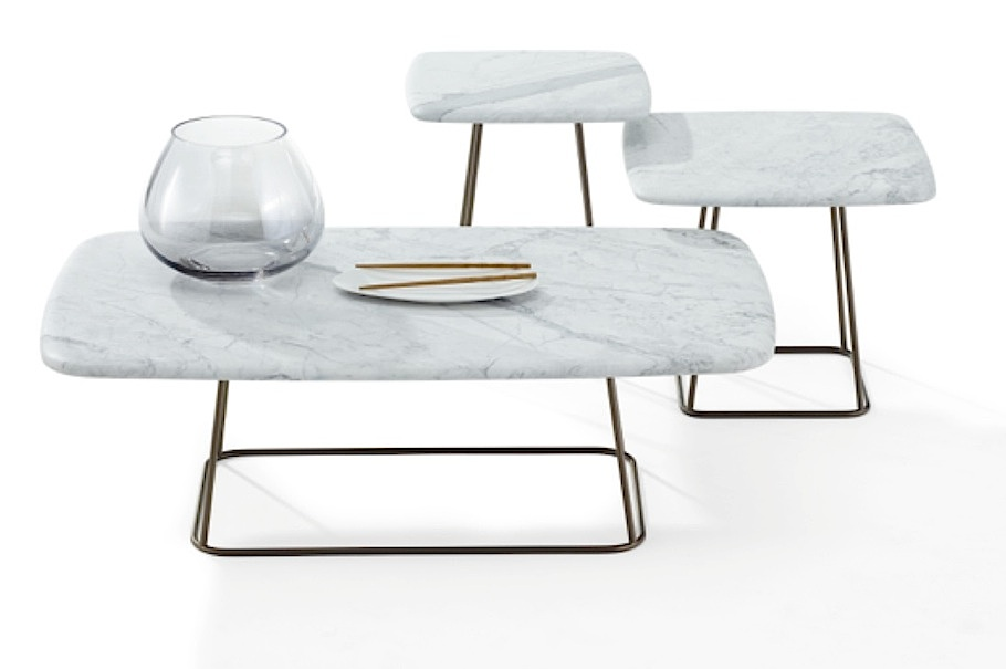 Draenert Coffee Tables And End Tables In Natural Stone With A Lightness Of Being Stone