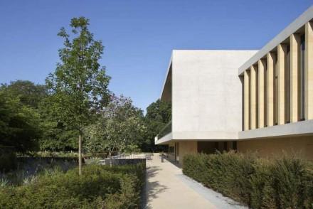 Sainsbury Laboratory of Plant Sciences der Universität im britischen Cambridge.
