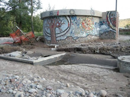 Lyons, Colorado: The Clarifier Project.