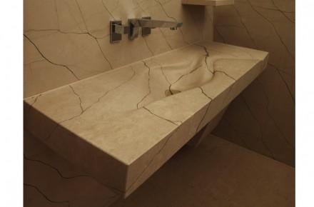 Y por último, pero no menos importante, hay que destacar el baño de invitados.