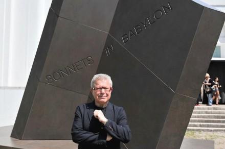 Daniel Libeskind. Fotos: Cosentino