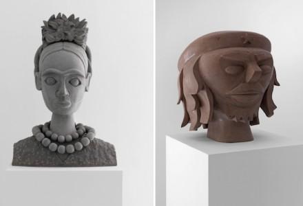"Pedro Reyes: ""Statues""."