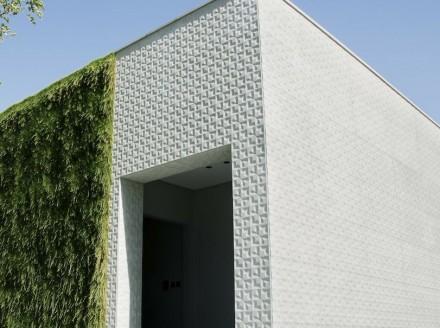"""Lithos Design: """"Virgola"""", Kollektion """"Le Pietre Incise"""". Design: Raffaello Galiotto."""