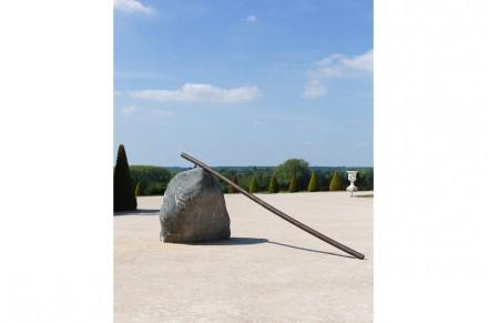 "Lee Ufan: Lee Ufan: ""Relatum, The Stick of the Giant""."