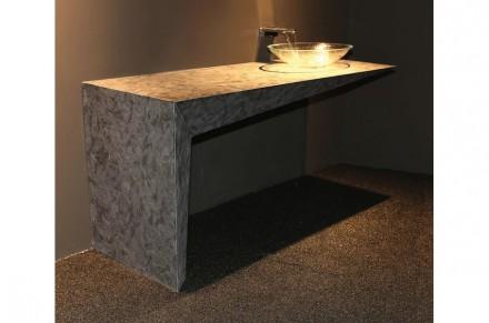 Search e.g. for product ideas with granite. Photo: Marmi Bruno Zanet