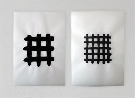 Gerhard Trieb: quadrados.