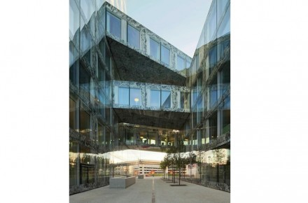 Wiel Arets Architects: Allianz Headquarters, Zurich.