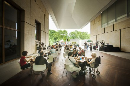 Tod Williams and Billie Tsien architects: Philadelphia's new Barnes Foundation.
