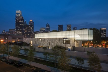 Tod Williams und Billie Tsien Architekten: Das neue Gebäude der Barnes Foundation in Philadelphia.
