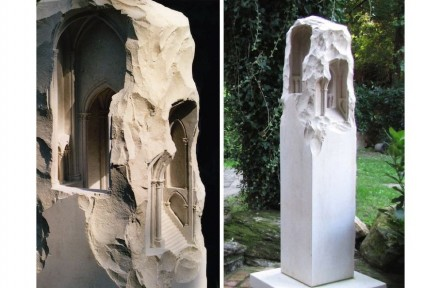 "Matthew Simmonds: ""Gothic Stone""."
