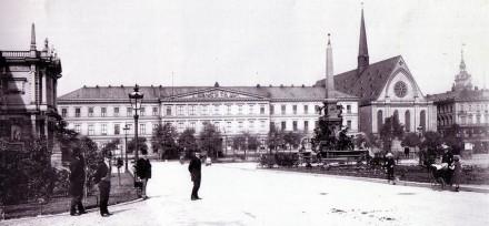 Foto um 1890. Quelle: Wikimedia Commons