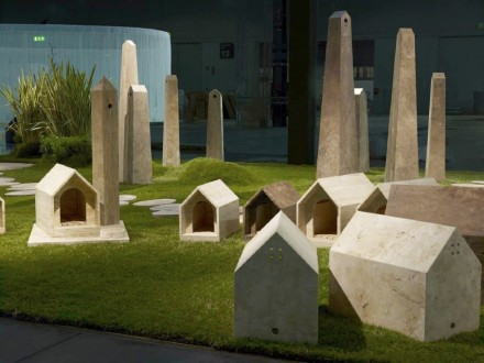 "Raffaello Galiotto: ""Pets Village""."