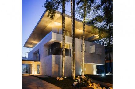 Estudio de arquitectos Triptyque: el edificio Groenlândia en São Paulo.