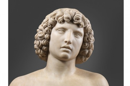 "Metropolitan Museum of Art, New York: Tullio Lombardos ""Adam""."