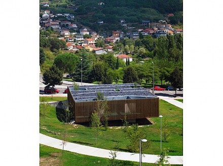 Abalo Alonso arquitectos: Ourense University's new kindergarten.