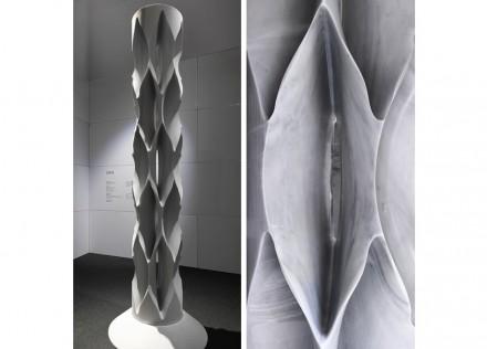 """Digital Lithic Design: """"Crio"""". Raffaello Galiotto, Odone."""
