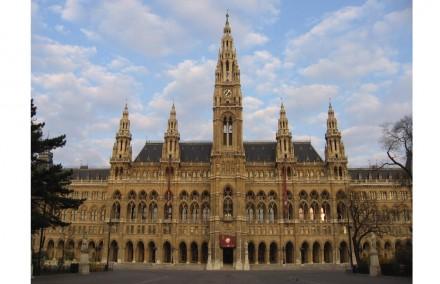 Das Wiener Rathaus. Foto: Roman Klementschitz / Wikimedia Commons