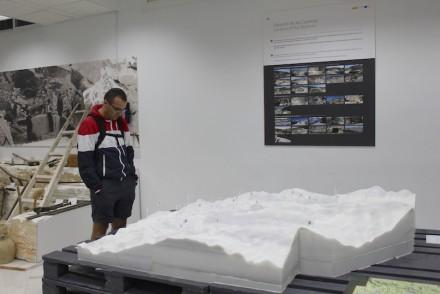 Marmortourismus in der Region Macael: Centro de Interpretación del Mármol.