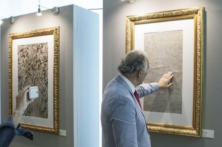 Levantina im Museum Thyssen-Bornemisza, Madrid.