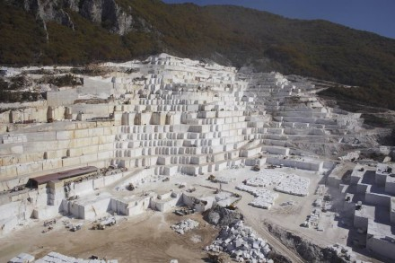 Stone Group International: Birros Group-Hellenic Marble Quarry
