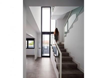 Arias Recalde taller de arquitectura: Reihenhaus in Spanien.