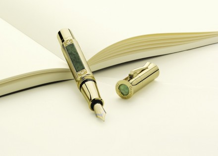"""""""Graf von Faber Castell Collection"""": Fountain pen."""